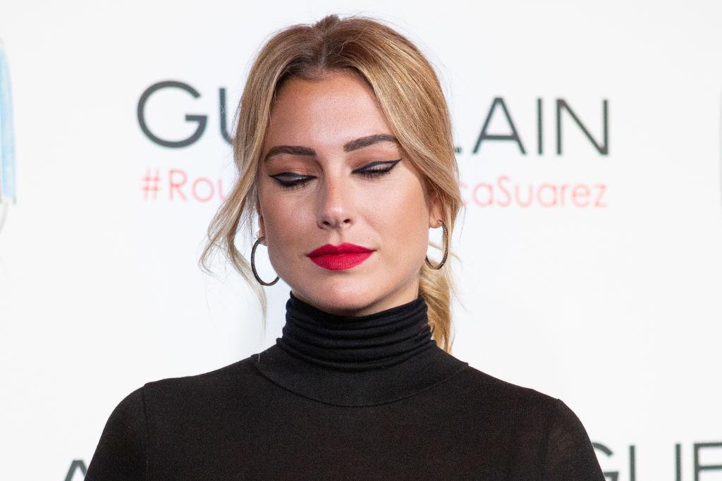 Floating eyeliner: así es el beauty look de Guerlain de Blanca Suárez