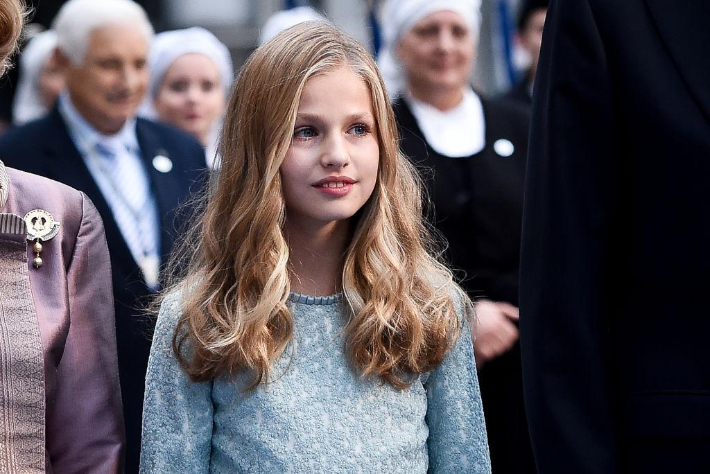 La princesa Leonor cumple 14 años y así lo ha celebrado