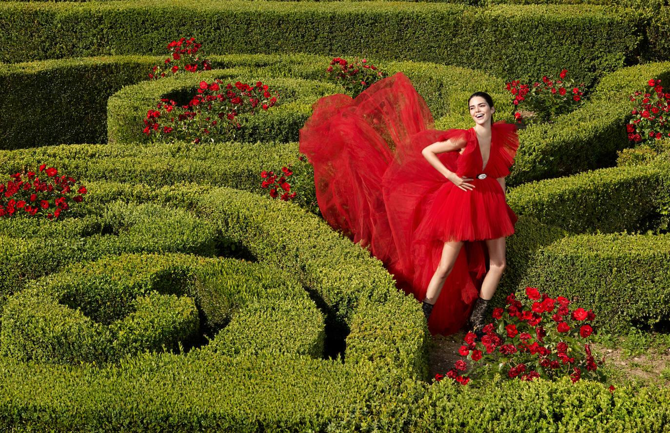 Mañana sale a al venta el vestido estrella de al colección Giambattista Valli y H&M