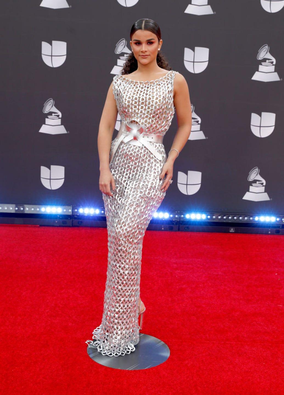 Todos los looks de la alfombra roja de los Latin Grammy 2019