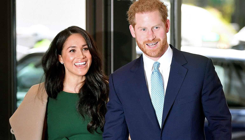 Meghan Markle y el príncipe Harry pasarán la Navidad alejados de Buckinham Palace