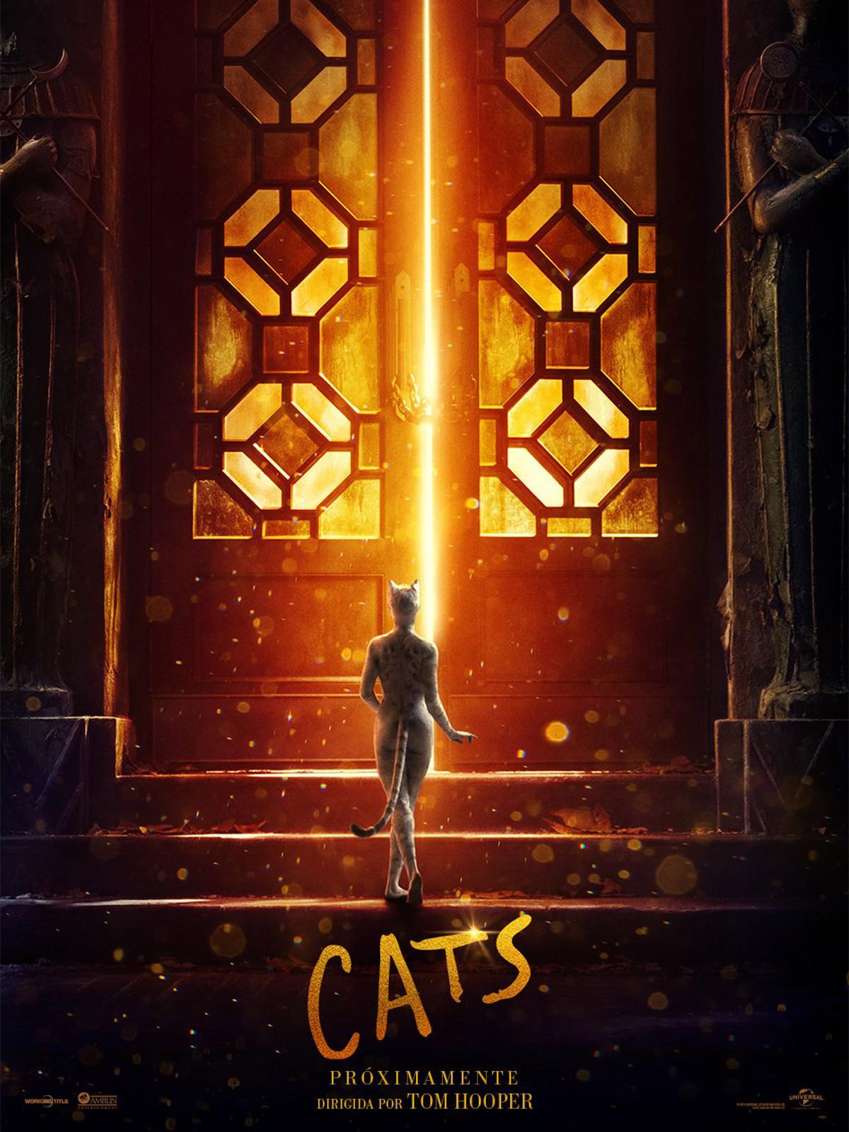 Ya hay tráiler de Cats con Taylor Swift y su lado más felino