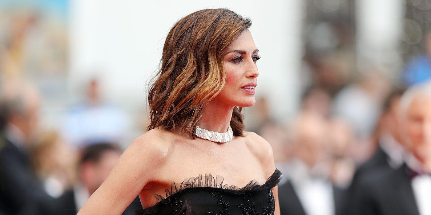 Dos de los looks de Nieves Álvarez elegidos como mejores de la década
