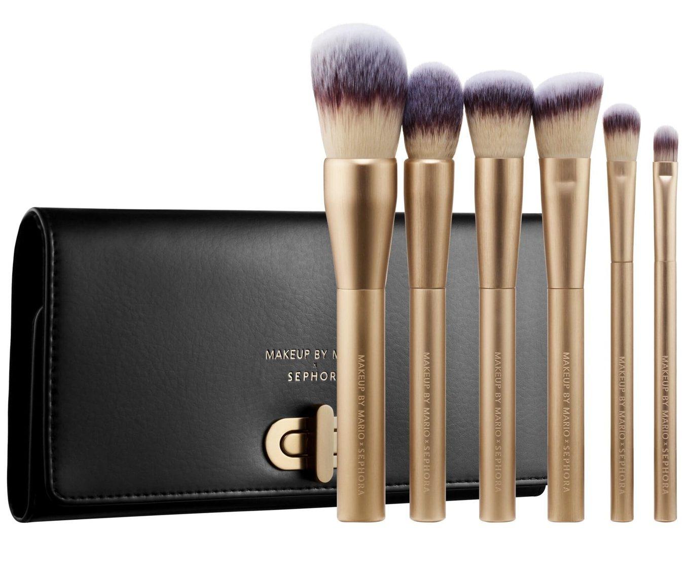 Makeup by Mario x Sephora la colección de brochas para Sephora del maquillador de Kim Kardashian