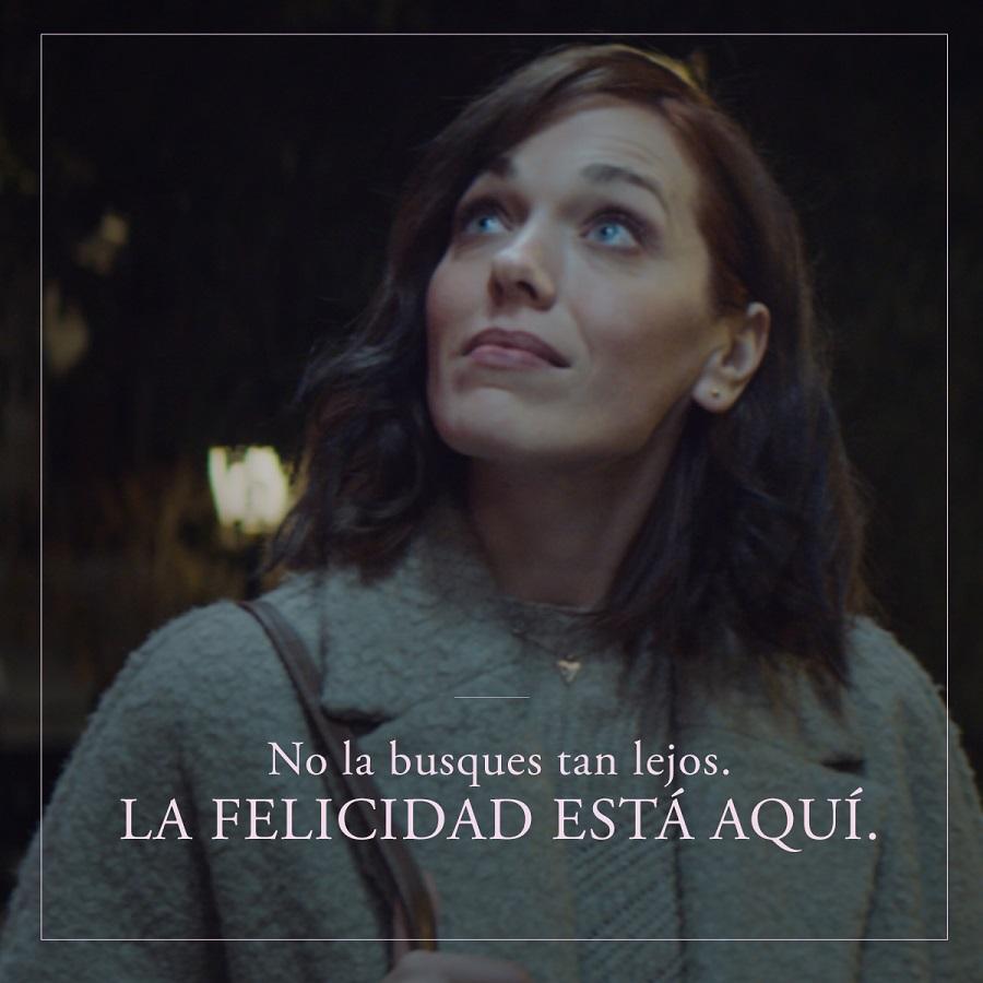 Lancôme lanza un corto sobre la felicidad