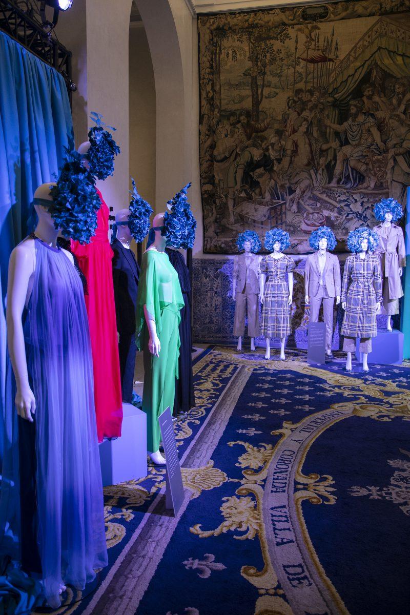 El diseñador Roberto Verino inaugura Madrid es Moda con su colección 'Legado' 2020