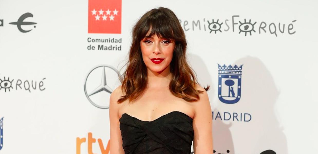 Conocemos los secretos del maquillaje de Belén Cuesta en los Premios Forqué 2020