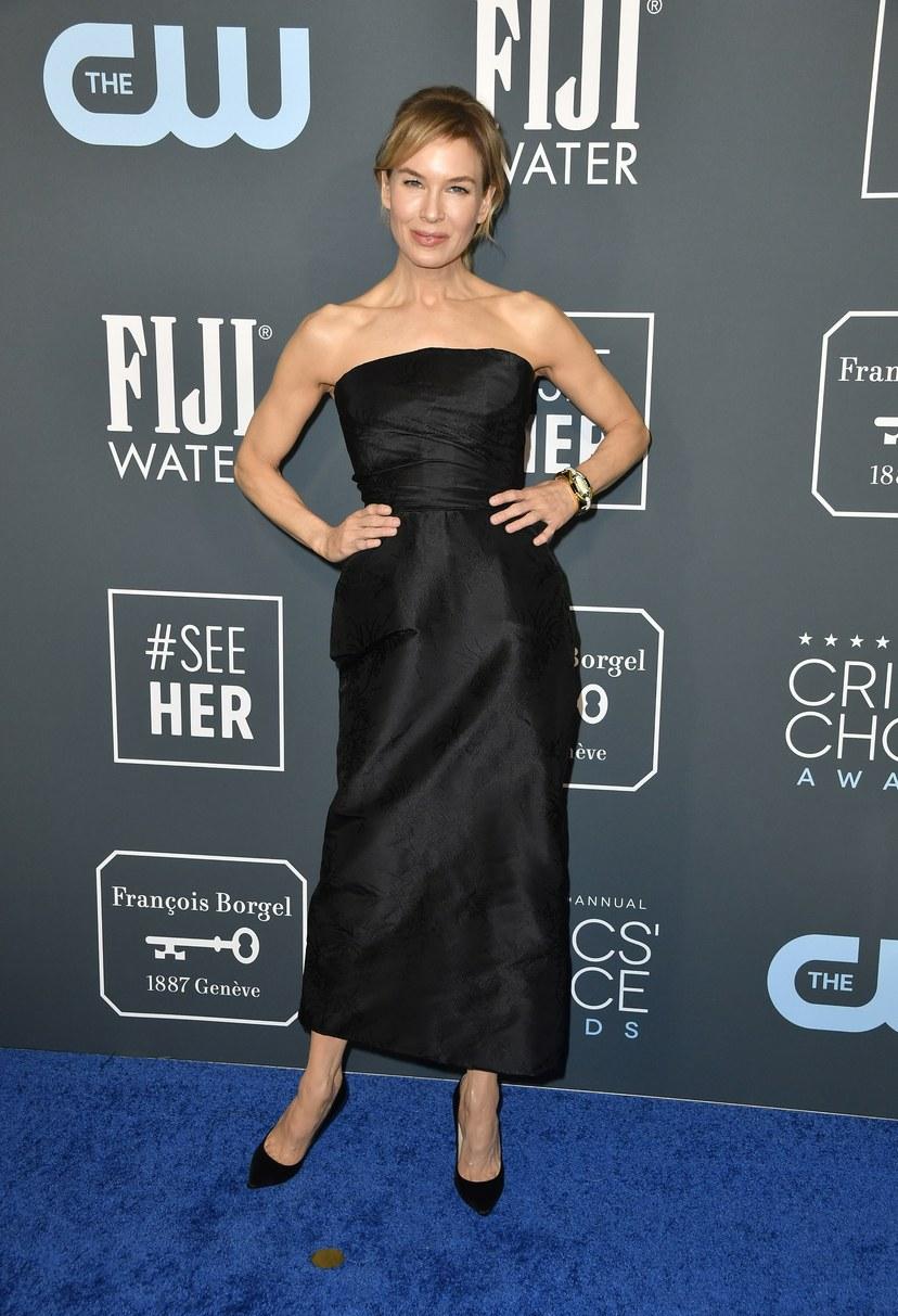 Los looks de la alfombra roja de los Critics Choice Awards
