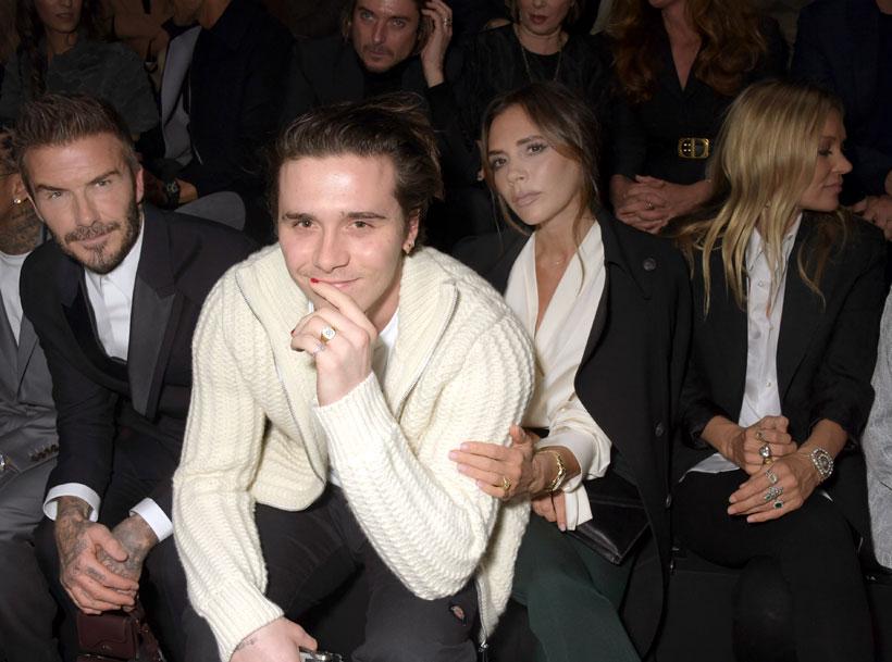 Todos los invitados al desfile de Dior Men en París con Kim Jones