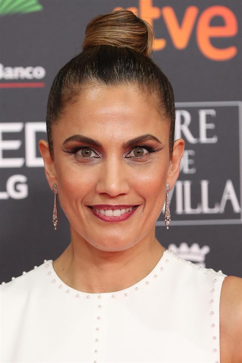 El paso a paso del maquillaje de Dior de Toni Acosta en los Goya 2020