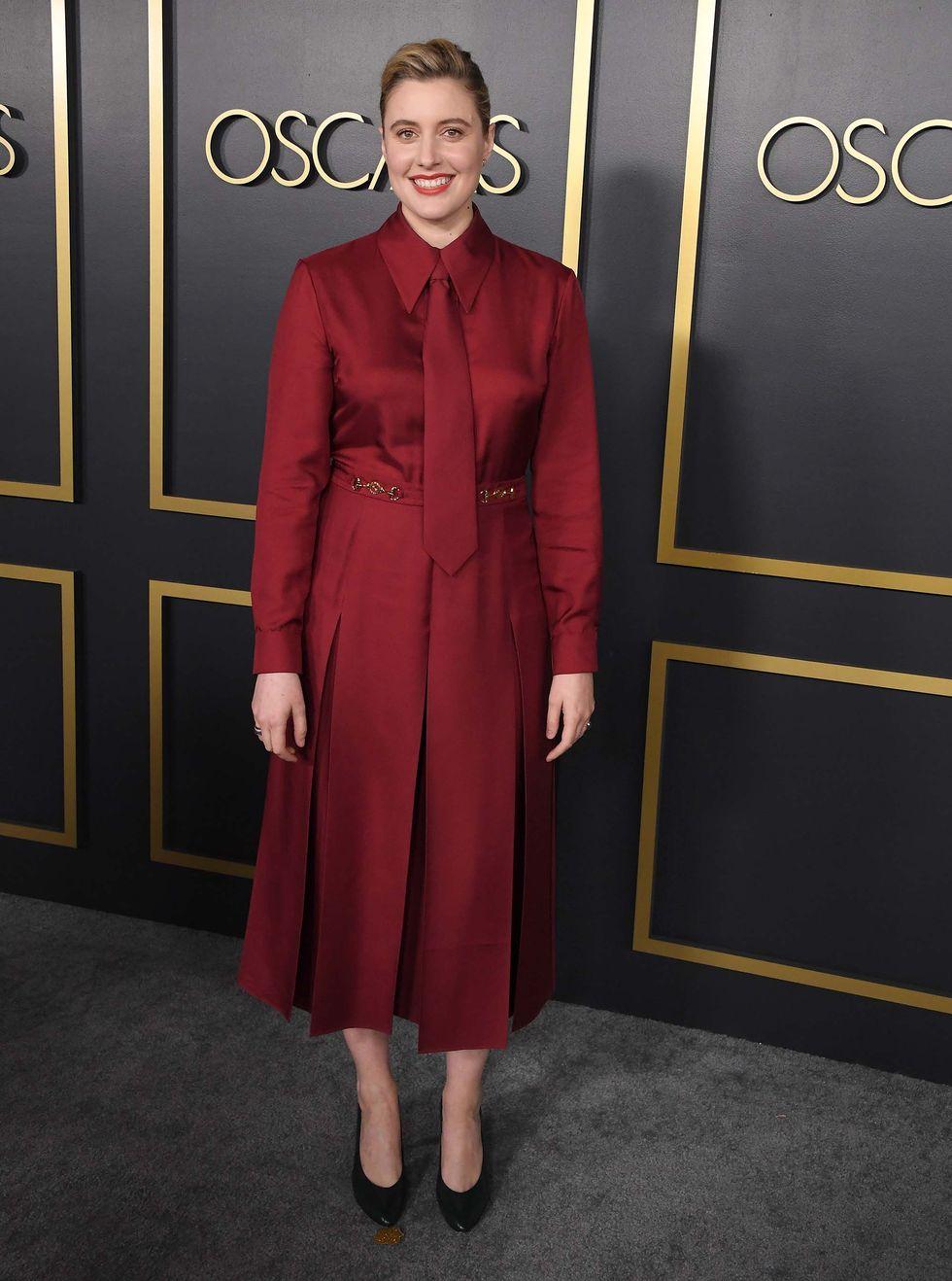Los looks de las invitadas al almuerzo de los Oscars 2020