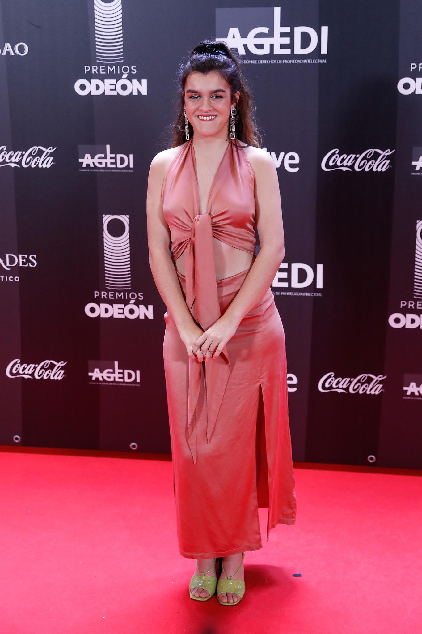 Las más guapas de los Premios Odeón 2020