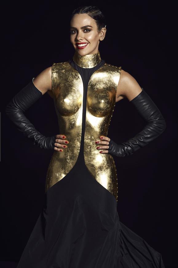 Así ha sido el look más esperado de las campanadas 2020, el de Cristina Pedroche en Antena 3