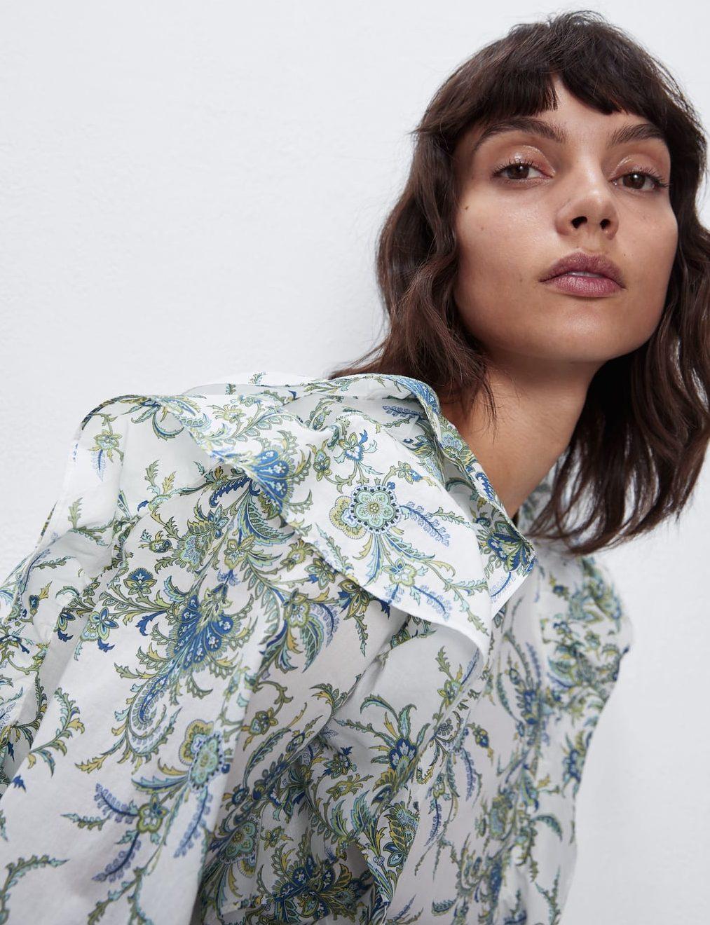 5 beauty looks de la colección de zara para primavera que te van a inspirar