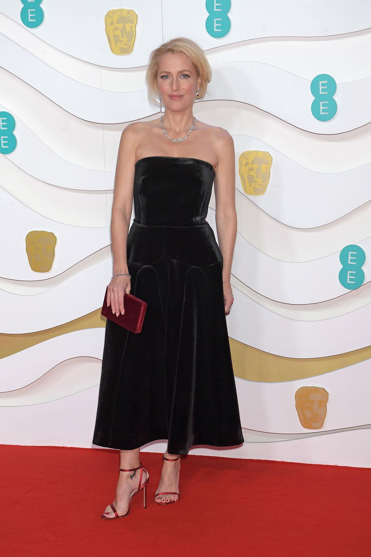 Así ha sido la alfombra roja y los looks y vestidos de los premios Bafta 2020