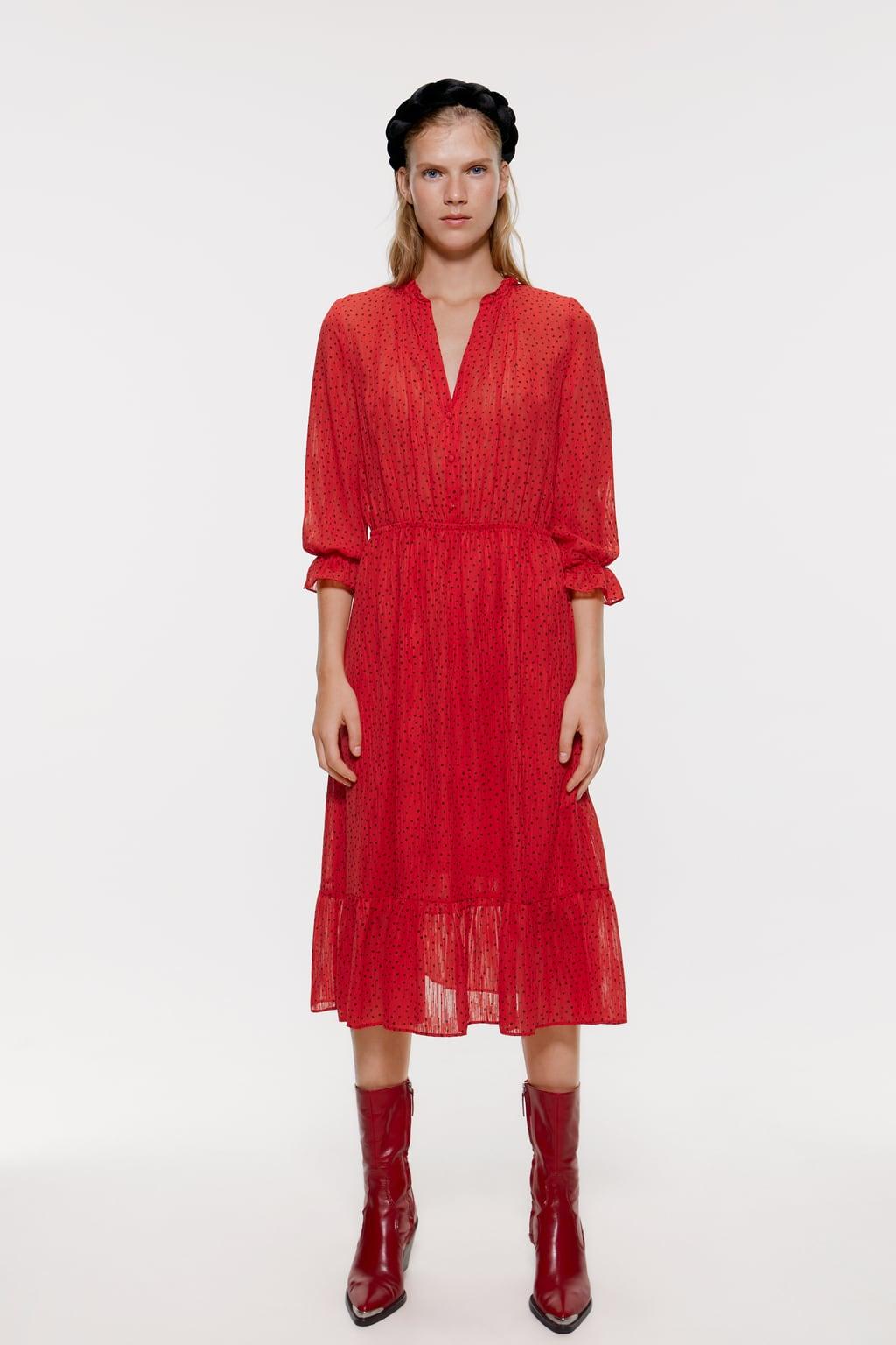 4 vestidos de Zara para copiar el look agotado de Kate Middleton