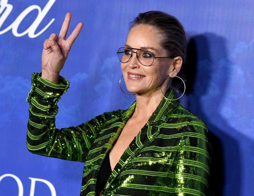 Sharon Stone elige Pertegaz para la Global Ocean Gala