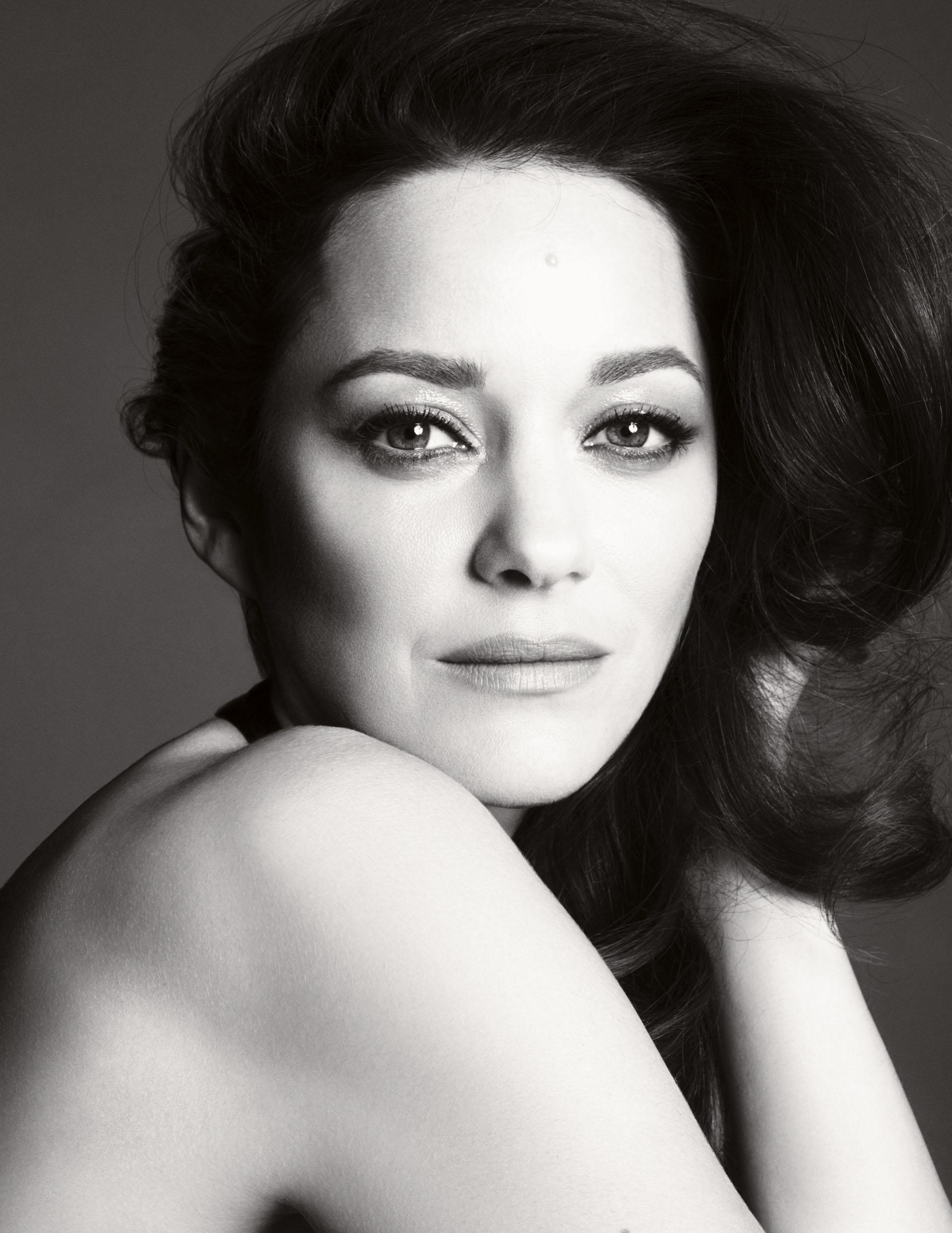 Marion Cotillard se convierte en el nuevo rostro del perfume Chanel nº 5
