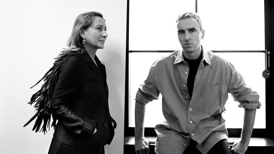 Prada da la sorpresa en MFW: Raf Simons se suma como co-director creativo junto a Miuccia Prada