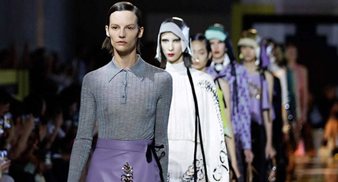Milan Fashion Week: el desfile de Prada otoño/invierno 2020/21 en directo