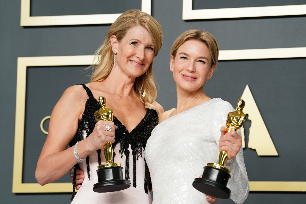 Todos los ganadores de los Premios Oscar 2020
