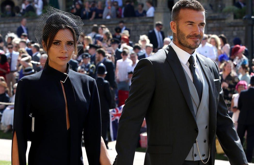 Esta es la razón que hizo que David Beckham se enamorase de Victoria