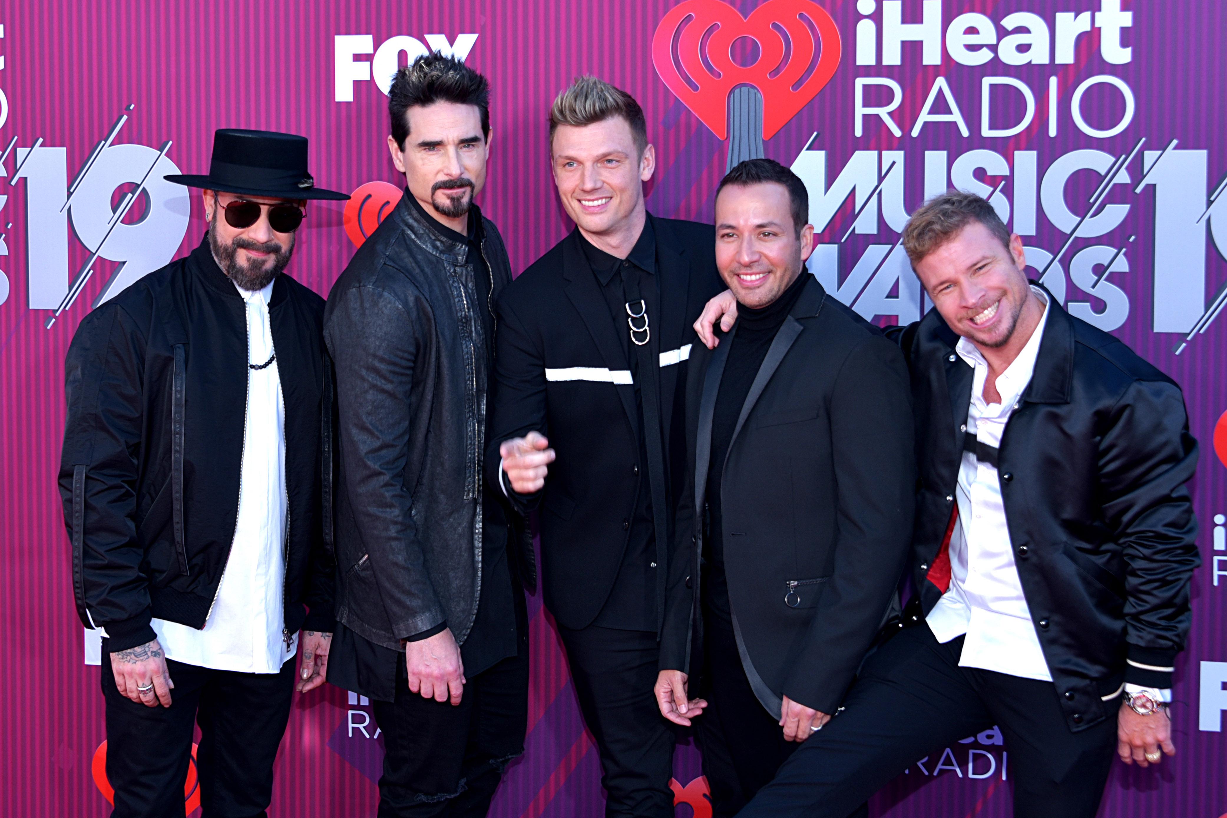 Los Backstreet Boys regresan para cantar 'I Want It That Way' desde sus casas en un concierto virtual