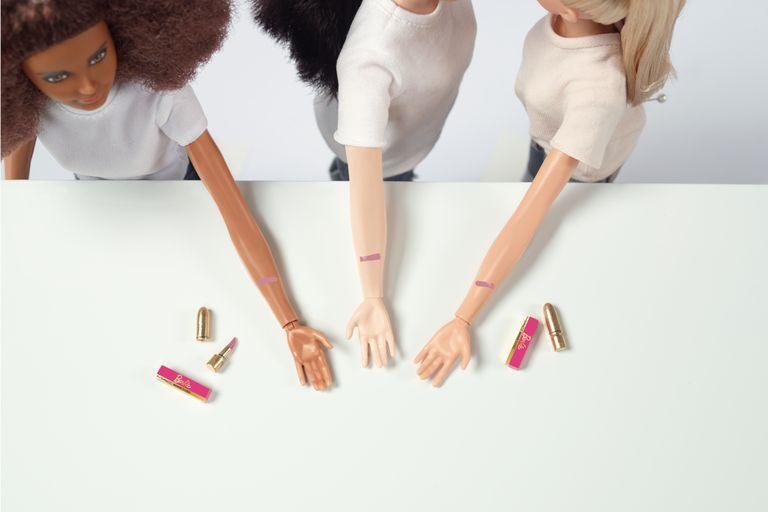El rosa de labios perfecto tiene nombre y apellidos: M·A·C for Barbie