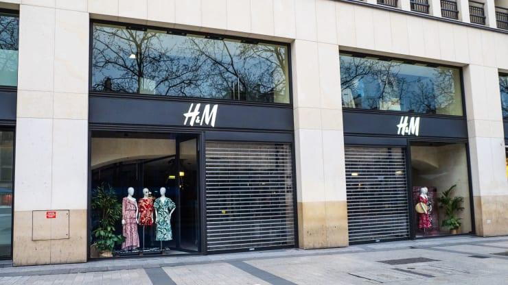 H&M se suma a la lucha contra el COVID-19 y dona material sanitario a hospitales de la Unión Europea