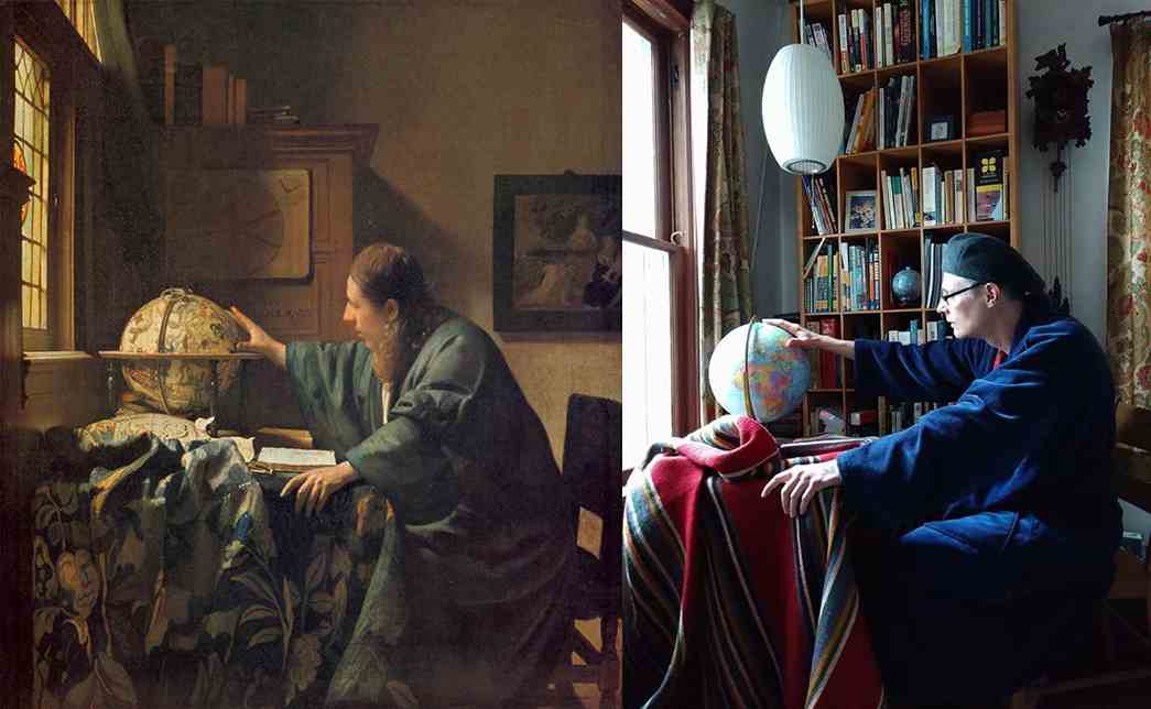 El Getty Museum te invita a recrear pinturas famosas durante la cuarentena