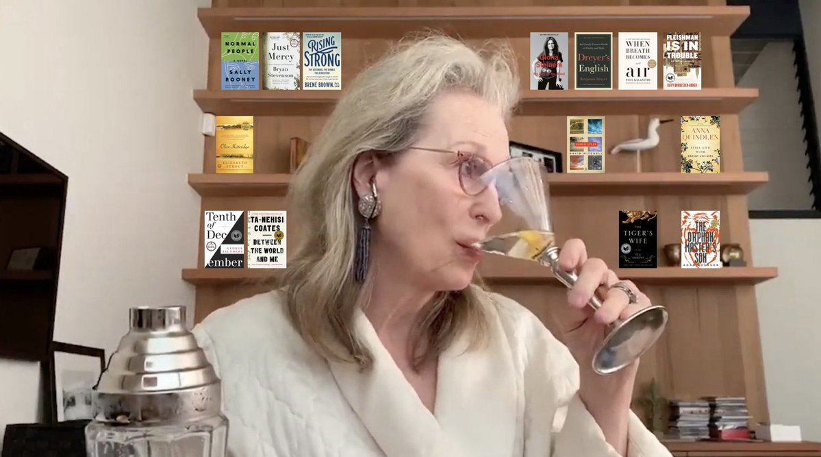 La videollamada de Meryl Streep cantando con sus amigas se convierte en una de las imágenes virales del confinamiento mundial