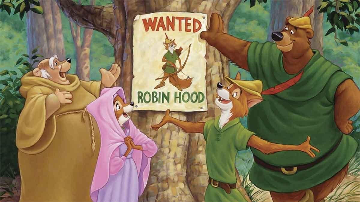 'Robin Hood' llegará a Disney + con una nueva versión entre acción real y creada por ordenador