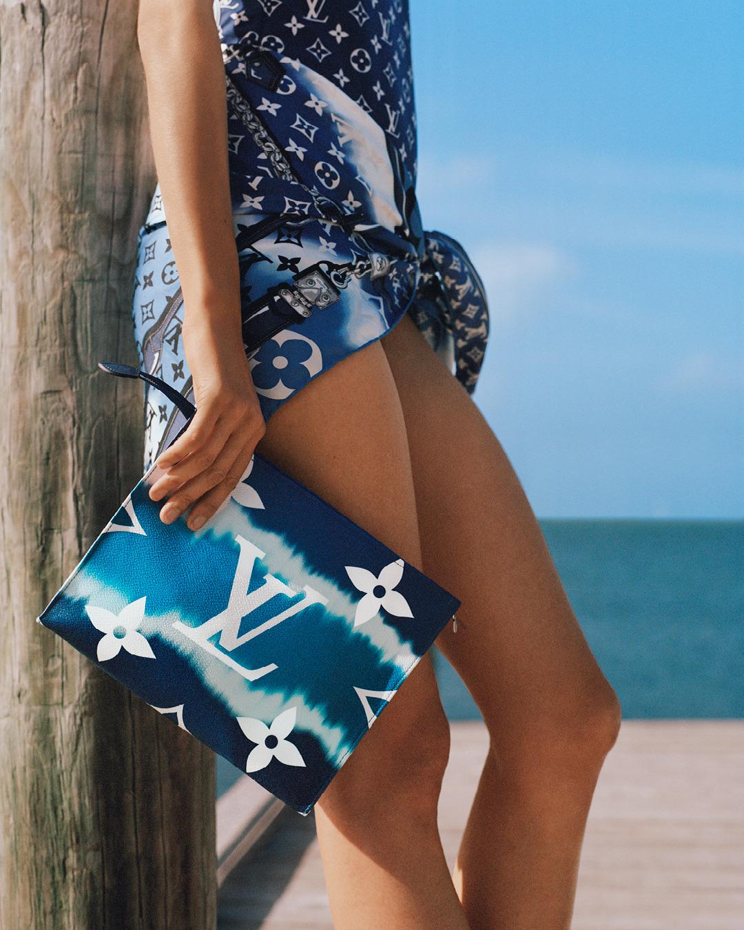 Louis Vuitton presenta 'LV Escale' y comienza a reabrir sus puertas
