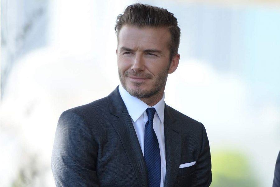David Beckham quiere tener su propio programa de cocina