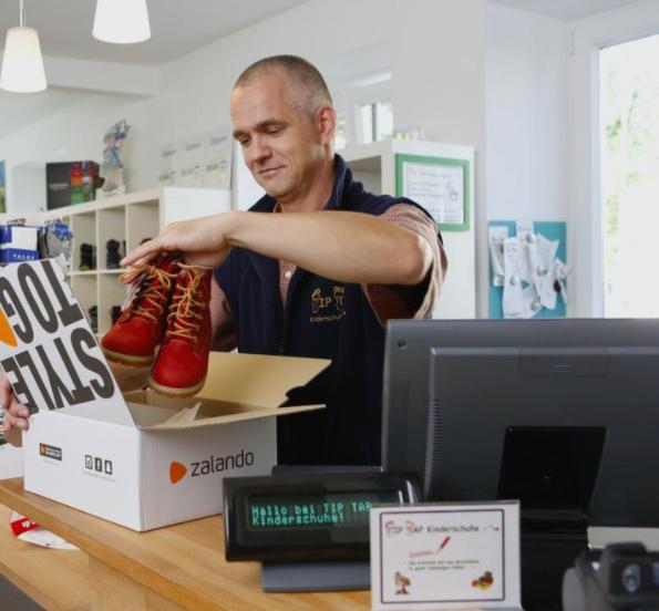 'Connected Retail', la herramienta de Zalando que facilita la venta online