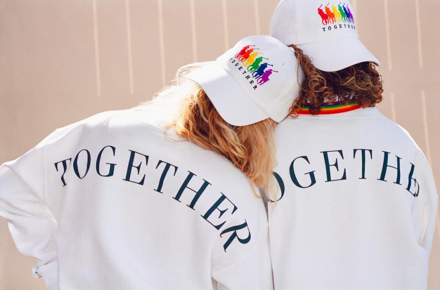 'We stand together', la campaña y colección pride que presenta Ralph Lauren
