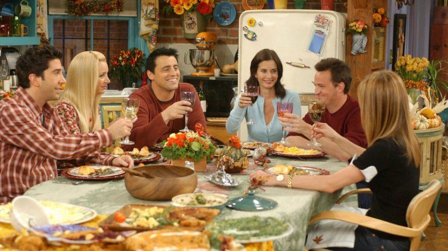 'Friends' lanzará un libro oficial con todas las recetas que vimos en la serie