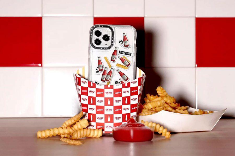 Nuevo objeto de deseo: la colección foodie de HEINZ x CASETiFY para nuestro móvil