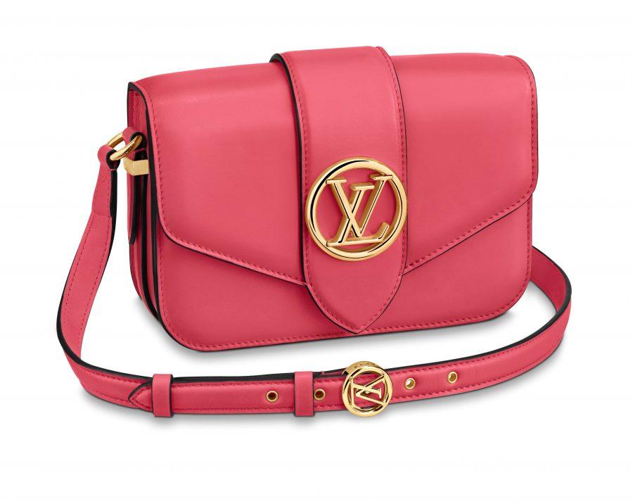 Nuevo objeto de deseo: LV PONT 9, el nuevo bolso de Louis Vuitton que ha conquistado a las celebrities