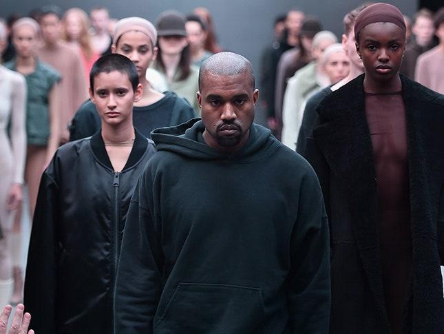 Kanye West quiere seguir los pasos de Kim y va a lanzar su propia línea de belleza