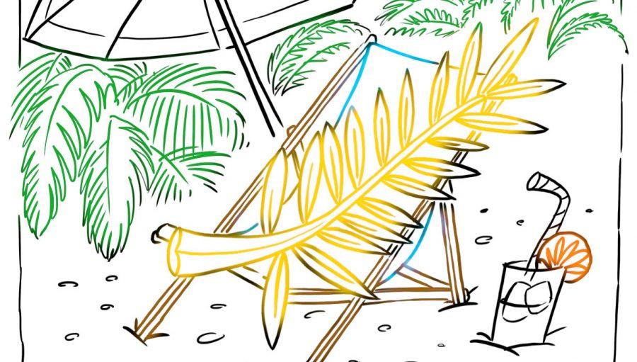Chopard crea unas plantillas para que te relajes poniéndoles color