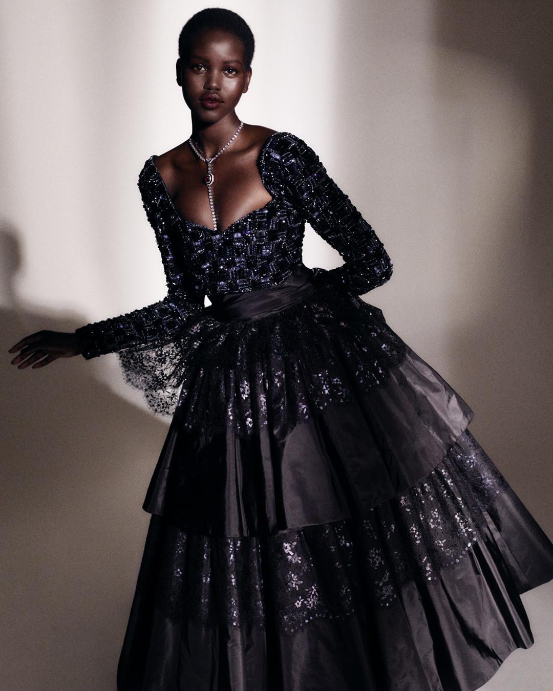 Así ha sido la colección Alta Costura otoño-invierno 2020 de Chanel con el tweed de lujo como protagonista