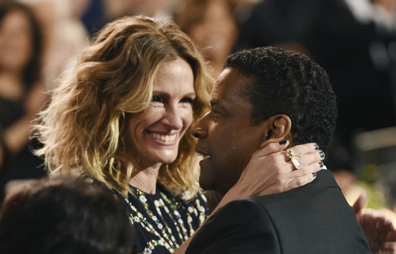 Julia Roberts y Denzel Washington volverán a estar juntos en la próxima película de Netflix