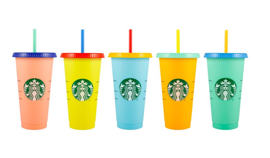Nuevo objeto de deseo: los vasos que cambian de color y causan furor