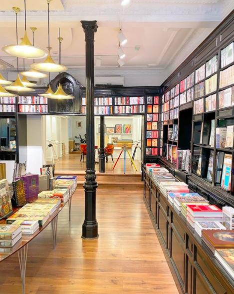 Taschen abre su primera librería en Madrid y es una maravilla