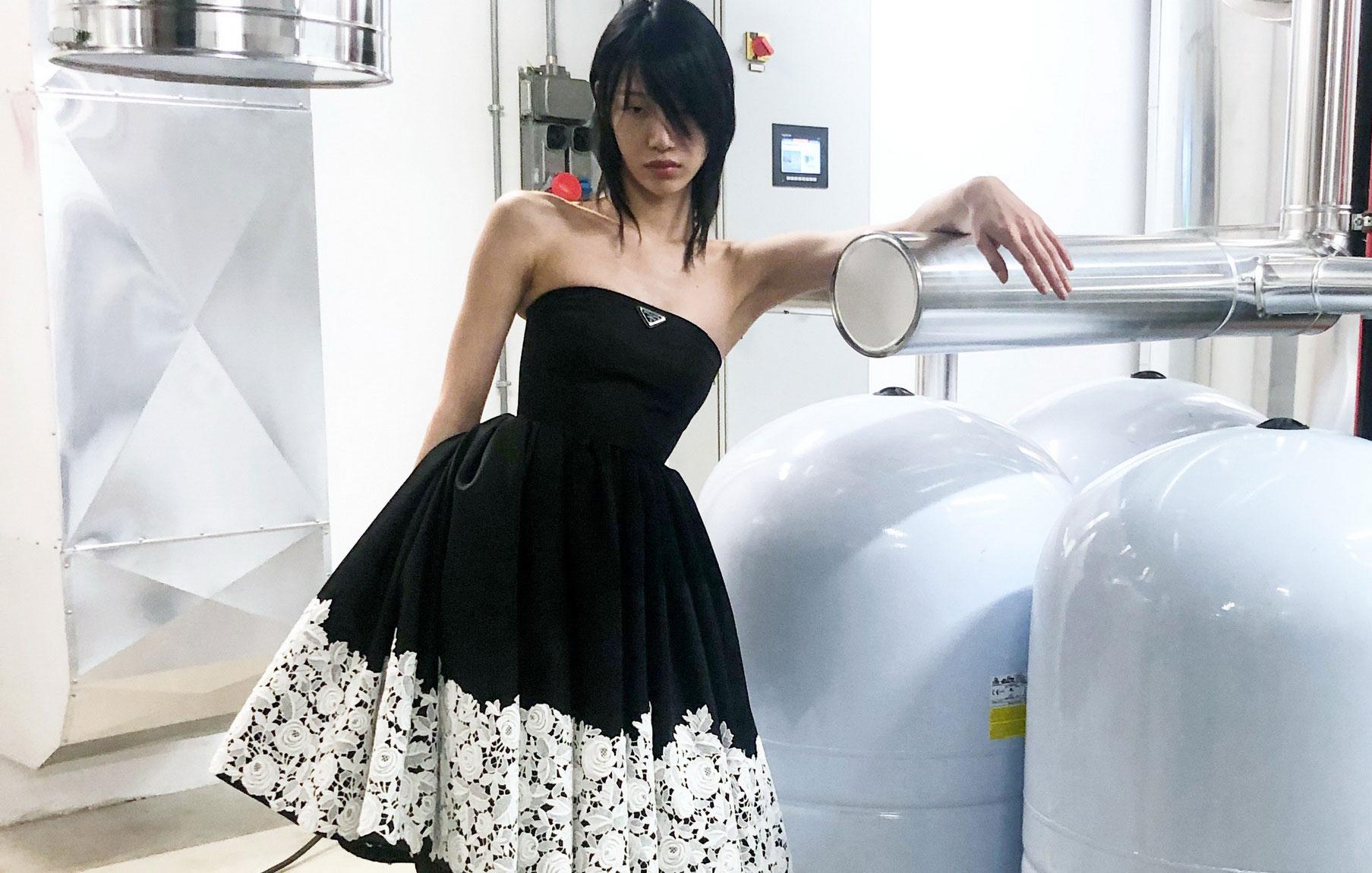 Los vestidos que usaremos en primavera-verano 2021 serán de Prada