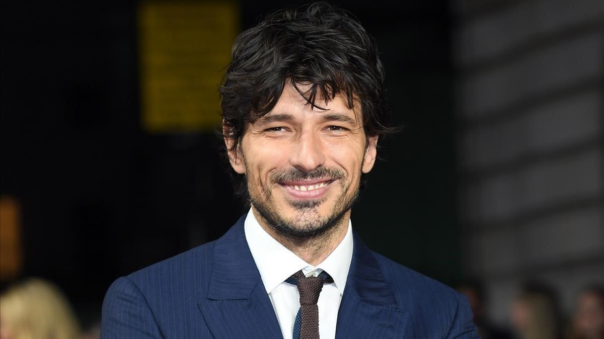 Andrés Velencoso se convierte en uno de los nuevos protagonistas de la cuarta temporada de 'Élite'