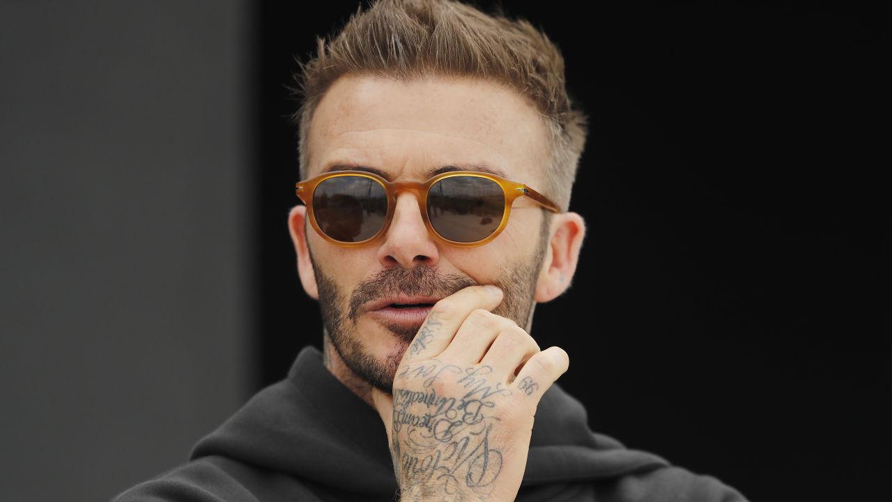 David Beckham prepara, junto a Netflix o Amazon, un documental sobre su vida