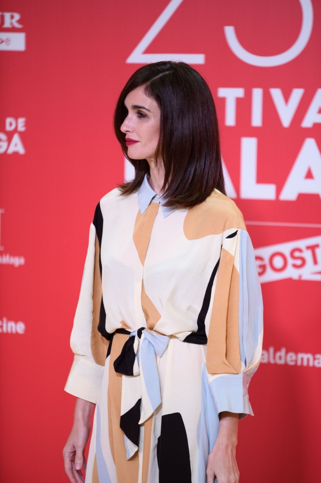 Así se consigue la melena desfilada de Paz Vega que vimos en el Festival de Cine de Málaga
