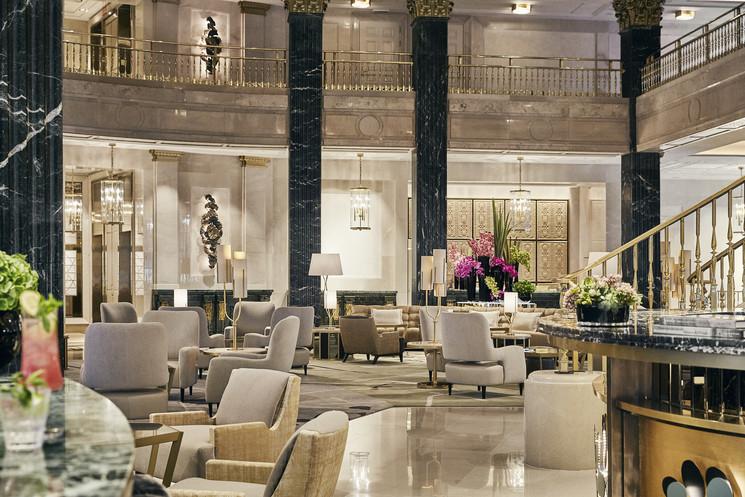 Four Season: abre el hotel más lujoso de Madrid